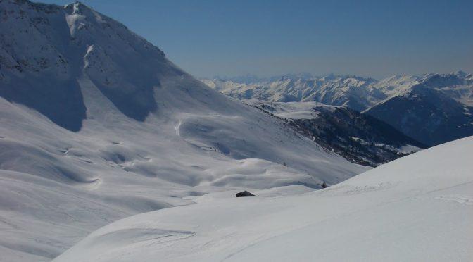 Week-end ski de rando 10/11 mars en Lauzière