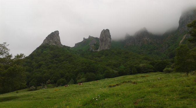 Sortie ce weekend 24 Juin dans la vallée de Chaudefour