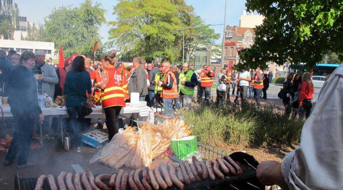 Jeudi 14 juin Barbecue du GAG