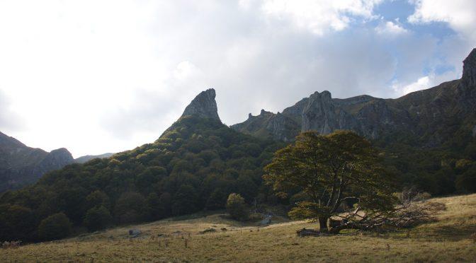 [PHOTOS] Dimanche 30 septembre Grimpe dans la vallée de Chaudefour