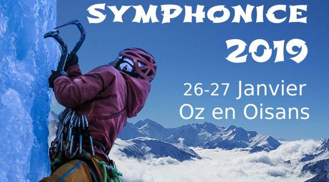 Symphon'Ice 2019 – Le rassemblement d'escalade sur glace en Isère 26-27 Janvier 2019 – Oz en Oisans
