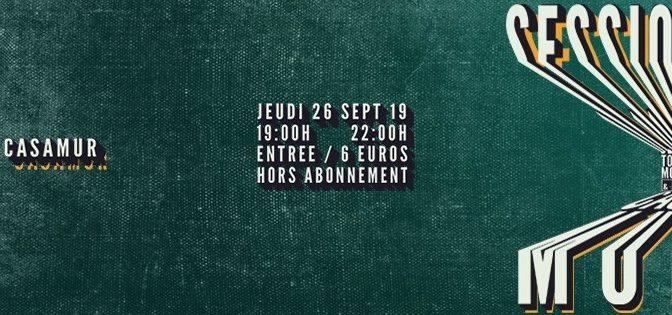 ? – Jeudi 26 septembre à Casamur vous avez le choix