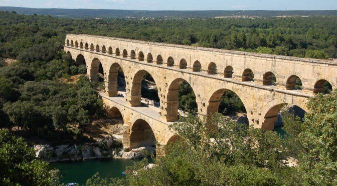 🌉 – 1er au trois novembre escalade dans le Gard
