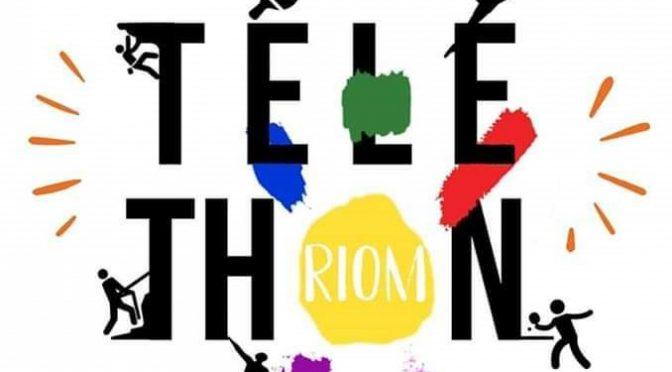 Escalade à RAPPEL63 pour le Telethon