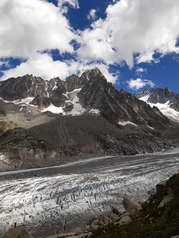 Glacier gris