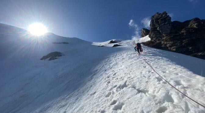 🏔️ – Sortie Alpinisme Sancy 28 février